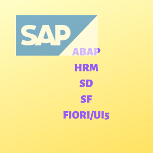 SAP ABAP HRM SD SF FIORI_UI5 (1)