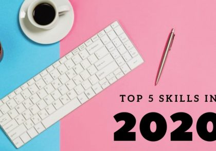 Top 5 skills in 2020 | Extra Course